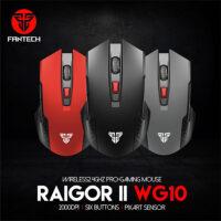 Fantech Raigor II WG10 Wireless Gaming Mouse