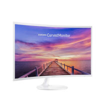 Samsung CF391 27 Curved FHD Monitor White