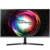 Samsung 28 UH750 QLED UHD Monitor=