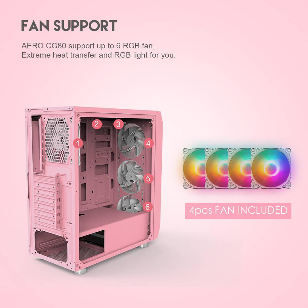Fantech AERO CG80