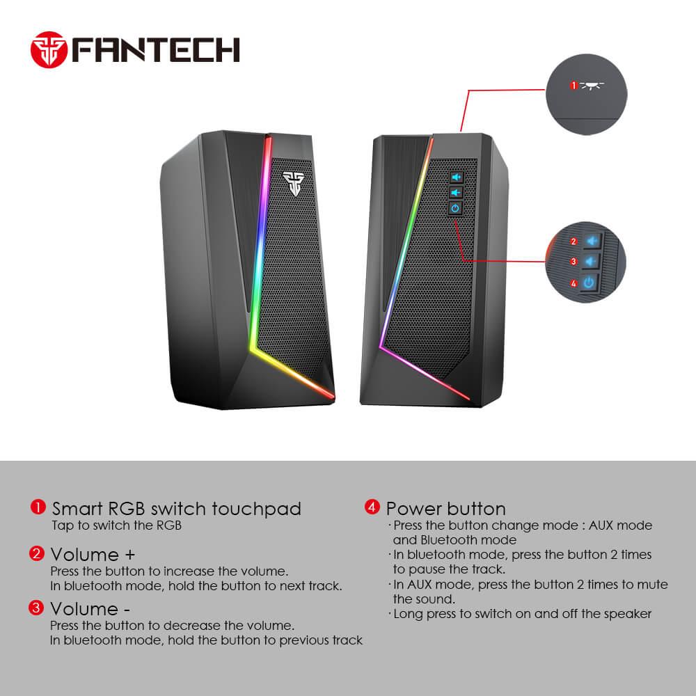 Fantech GS204 Rumble