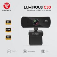 Fantech Luminous C30 2K Webcam