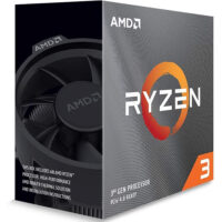 AMD Ryzen™ 3 3100 4-core Processor