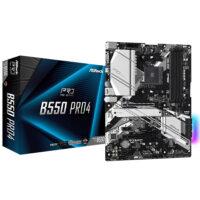 ASROCK AMD B550 Pro4 RGB Motherboard