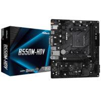 ASROCK AMD B550M-HDV Motherboard
