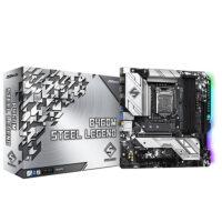 ASROCK B460M Steel Legend Ultra RGB Motherboard