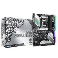 ASROCK Z490 Steel Legend RGB Motherboard