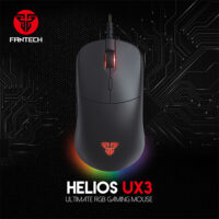 Fantech HELIOS UX3 MACRO RGB Gaming Mouse