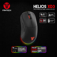 Fantech HELIOS XD3 MACRO RGB Gaming Mouse