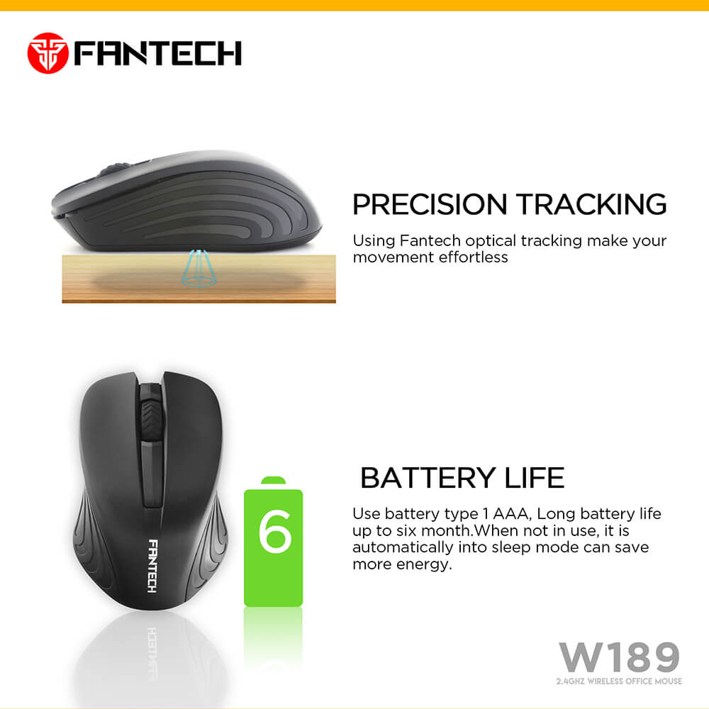FANTECH W189 Wireless
