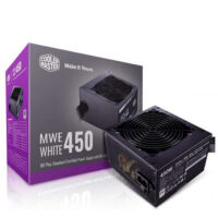 Cooler Master MWE 450 MasterWatt Lite - 80 PLUS Power Supply
