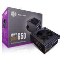 Cooler Master MWE 650 BRONZE - V2 Power Supply
