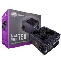 Cooler Master MWE 750 WHITE - V2 80 PLUS Power Supply