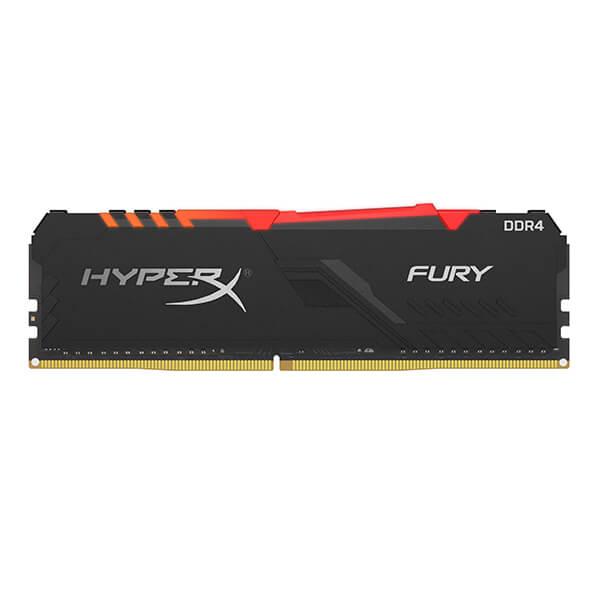 HyperX Fury 16GB RGB DDR4 2666MHz PC Gaming Memory