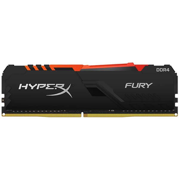 HyperX Fury 16GB RGB DDR4 3200MHz PC Gaming Memory