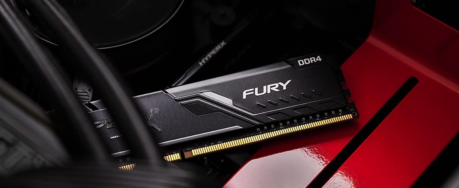 HyperX Fury 8GB DDR4 2666MHz