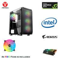 MCC HUNTER Gaming PC-4 Intel Core i7 - GTX 1660 Super