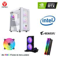 MCC STORM Gaming PC-6 Intel Core i5 - RTX 3060 Vision 12G