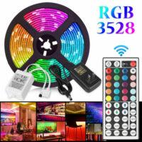 Led Strip Safety RGB LED 10M