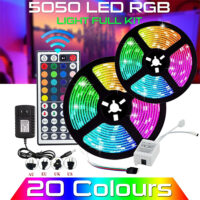 Led Strip Safety RGB LED 15M