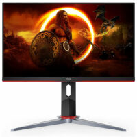 AOC 24G2 24-inch Frameless Gaming IPS Monitor