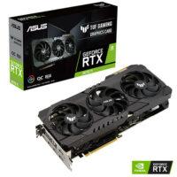 ASUS TUF Gaming GeForce RTX™ 3070 Ti OC Edition 8GB GDDR6X