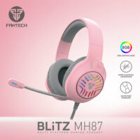 FANTECH BLITZ MH87 Sakura Edition GAMING HEADSET
