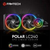 FANTECH LC240 POLAR RGB LIQUID COOLING