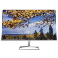 HP M27f FHD Ultra Slim Ips Panel Monitor - Black & Silver