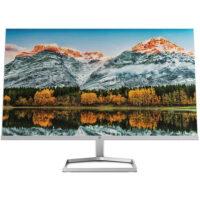 HP M27f FHD Ultra Slim Ips Panel Monitor - White